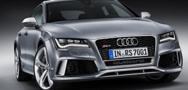 Audi presento en el Auto Show de Detroit  el nuevo RS7 Sportback