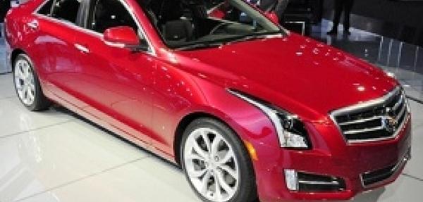 Cadillac ATS es elegido como el auto del 2013 en Norteamérica
