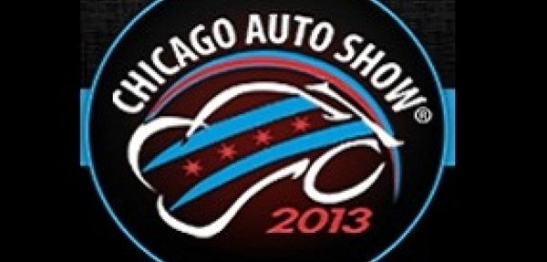Salón del Automóvil de Chicago 2013