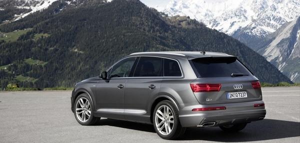 Audi Q7: Precios en México