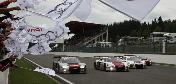 Audi R8 LMS a la venta