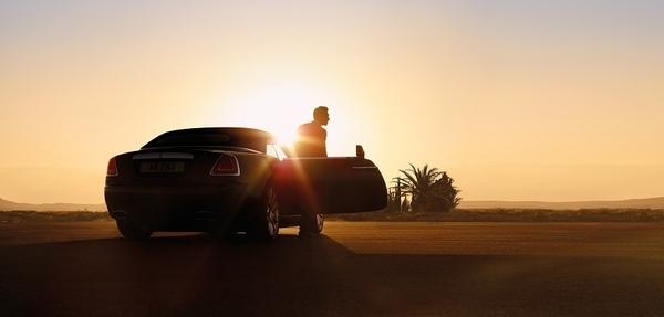 Nuevo Rolls Royce: el más sexy (con fotos)