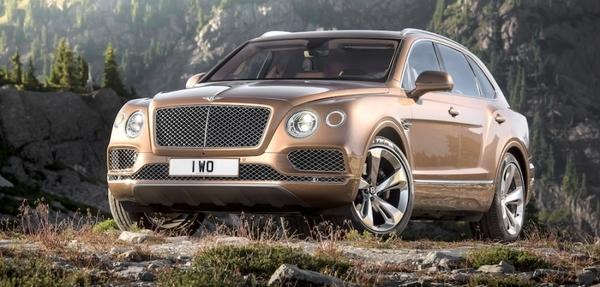 8 detalles inconfundibles del Bentley Bentayga