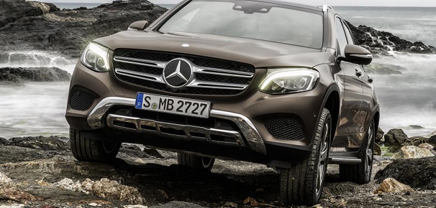 Los 6 Mercedes en Frankfurt