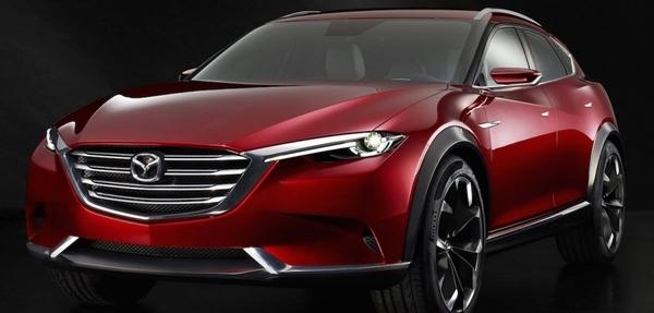 Koeru, el concept crossover de Mazda
