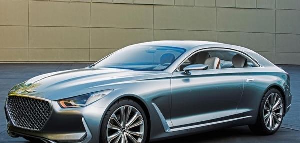 Hyundai presentó el G Coupé en Frankfurt