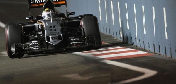 Checo se queda en Force India