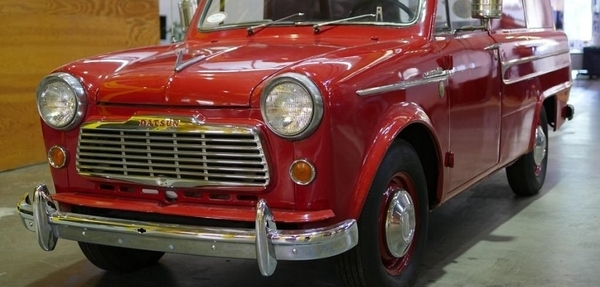 5 clásicos autos japoneses de Nissan