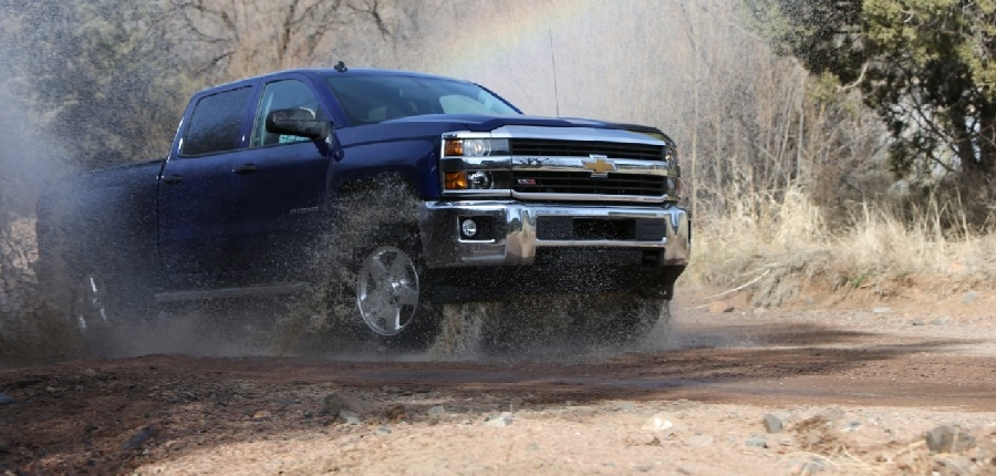 Silverado Heavy Duty 2016