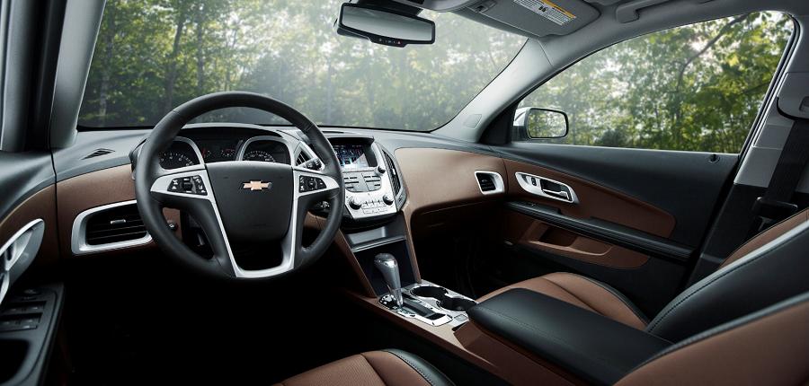Nueva Equinox de Chevrolet (desde $350 mil)