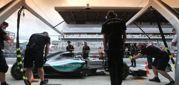 F1 y su posible venta