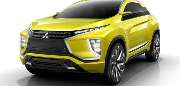 Mitsubishi y su eX Concept