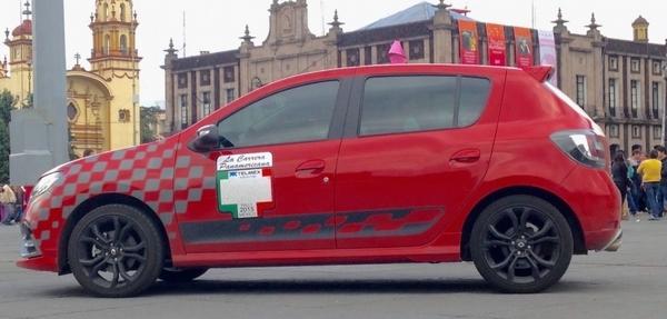 Contacto Renault Sandero RS