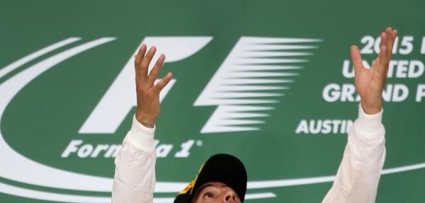 Lewis Hamilton: tricampeón de la F1