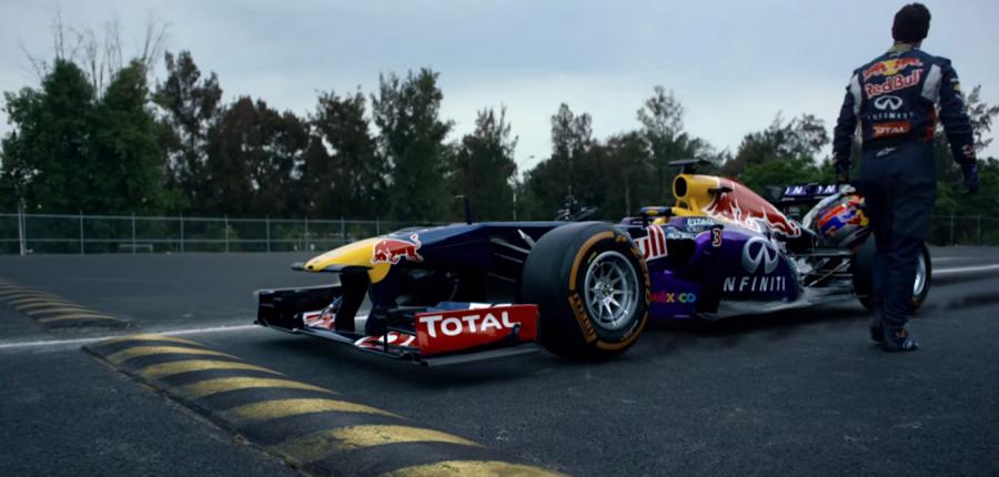 Video: Ricciardo encuentra un tope en su F1