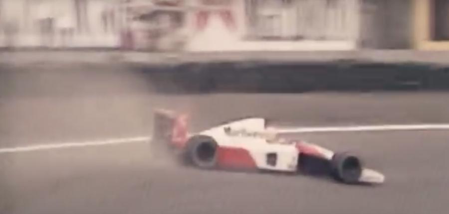 Los accidentes del GP de México