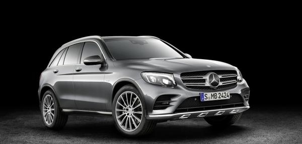 Hamilton y los SUV Mercedes