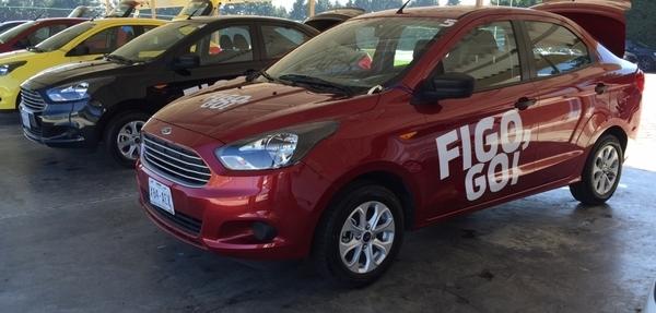 Ford Figo, fuerte competidor