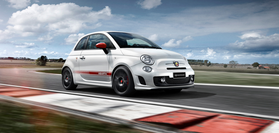 Abarth 595 Yamaha Factory Racing