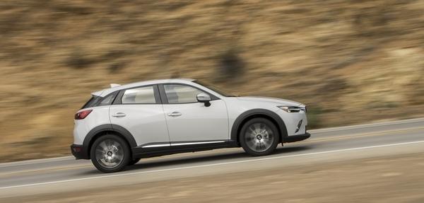 Llega Mazda CX-3 por $322,900