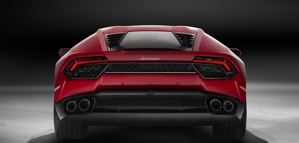 Nuevo Lamborghini retoma tracción trasera