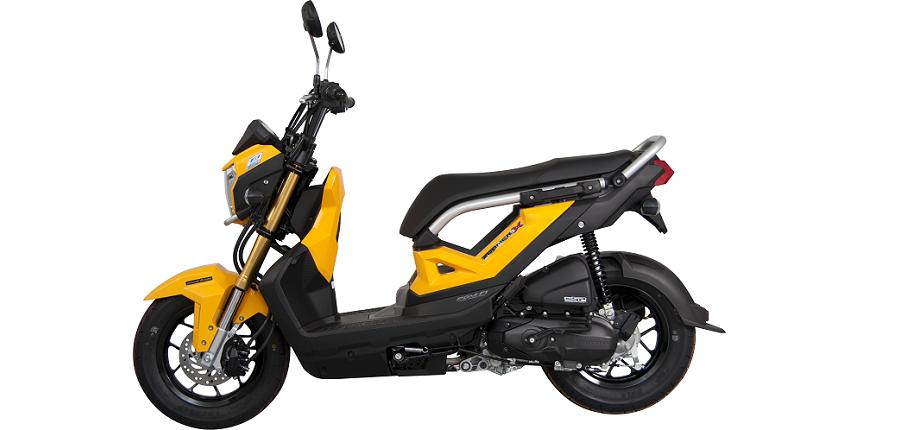 Nueva Zoomer X de Honda