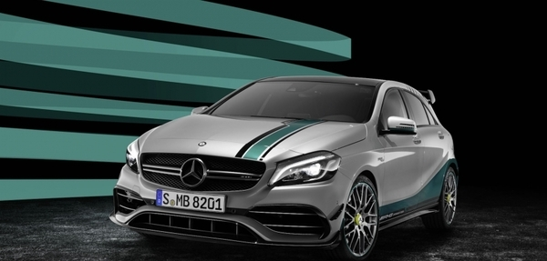 Mercedes AMG PETRONAS 2015 World Champion Edition