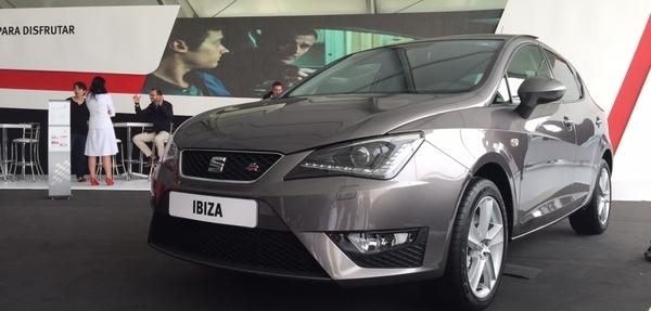 Lanzamiento: SEAT Ibiza FR