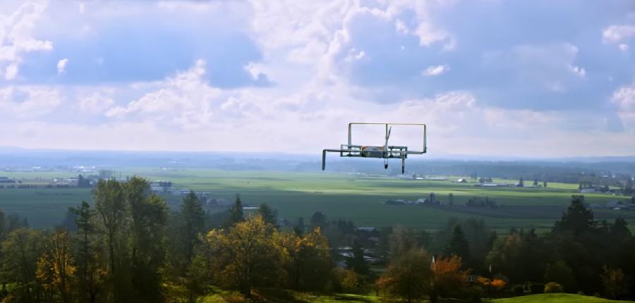 Amazon entregará tus compras con drones