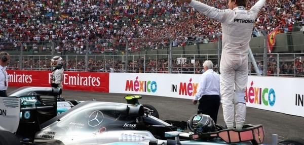 GP México, el evento de 2015