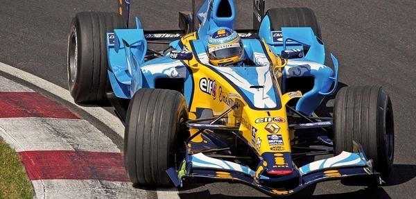 Renault regresa a la F1 en 2016