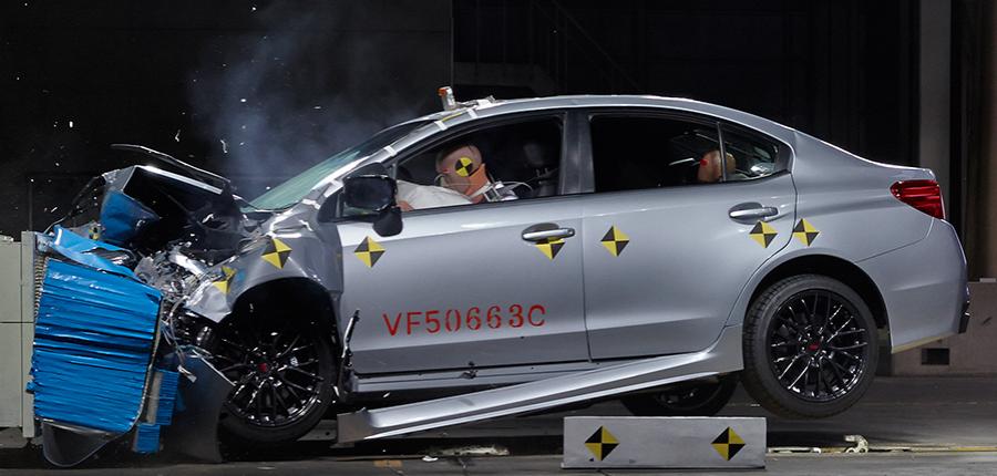 Los coches más seguros del año (por segmento)