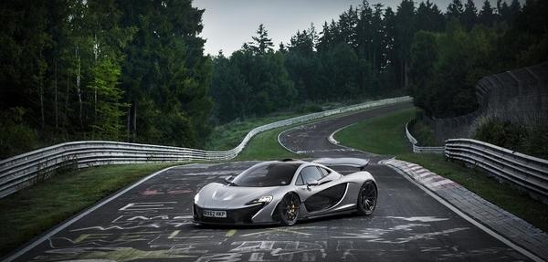 Adiós al McLaren P1