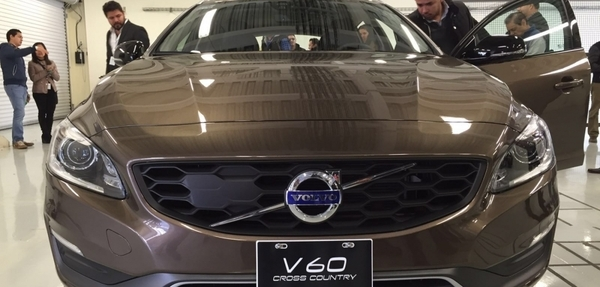 Nuevos Volvo S60 y V60 Cross Country