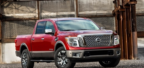 Nueva Pick Up Nissan TITAN de media tonelada