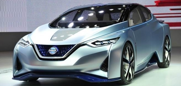 Nissan IDS Concept - Visión de Movilidad Inteligente