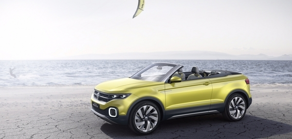 Volkswagen T-Cross Breeze y Nuevo up!