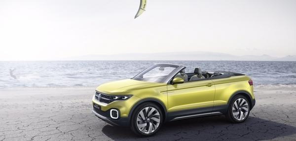 Volkswagen T-Cross Breeze y Nuevo up!
