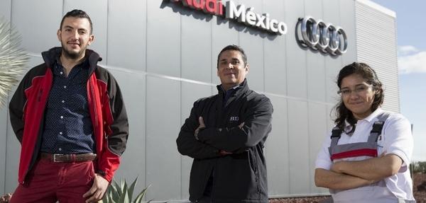 Audi generará 4,200 empleos en México