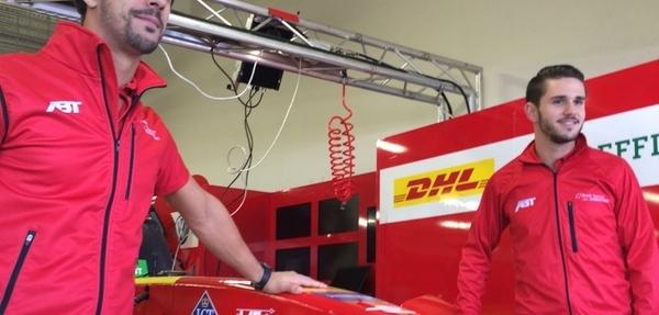 DHL transporta a la Fórmula E