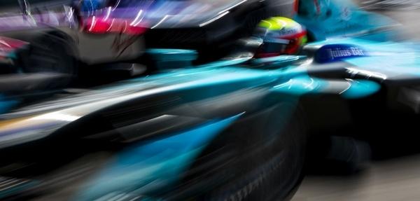 Increíble final en la Fórmula E