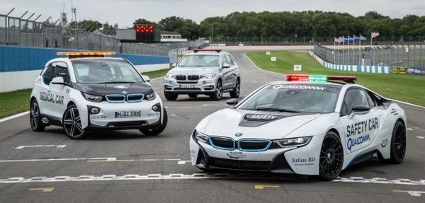 BMW en la Fórmula E 2015-2016 de la FIA