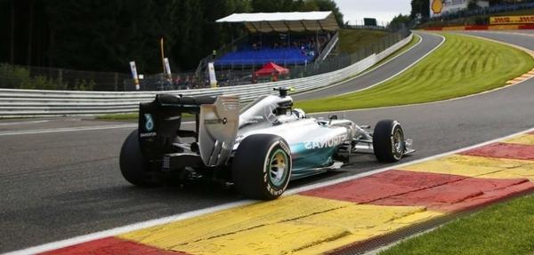 Inicia la f1esta de la Fórmula 1