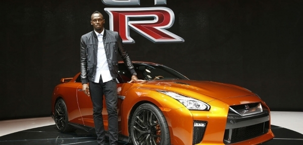 Usain Bolt, ¿más rápido que el Nissan GT-R?