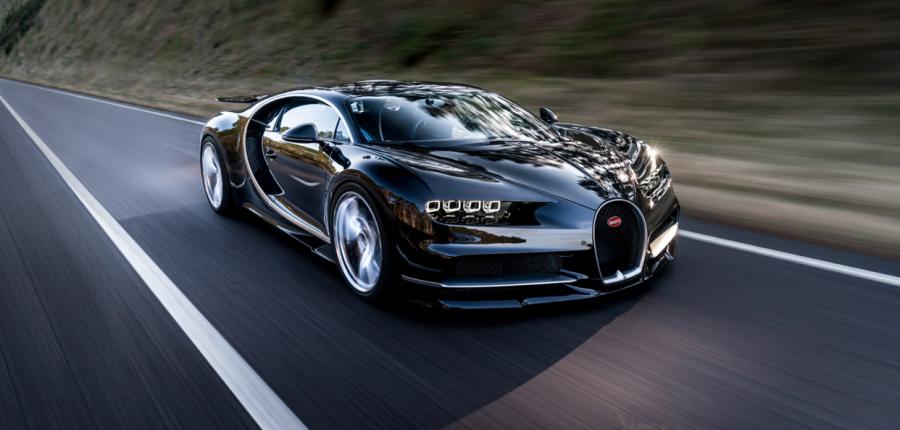 Video: Bugatti Chiron