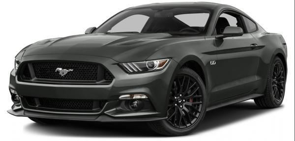 El Mustang es el deportivo más vendido del mundo