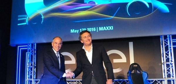 La Fórmula E se alía con Enel, líder global de energía