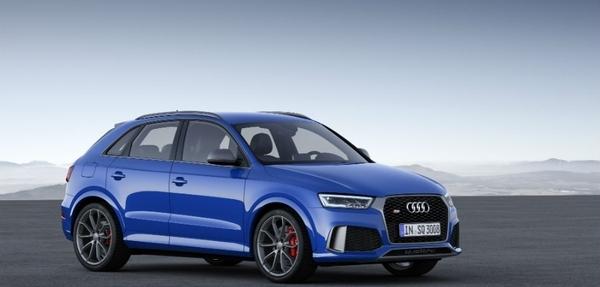 Audi RS Q3: Potente y con estilo urbano