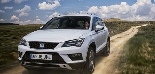 Galería: Nuevas imágenes del nuevo SUV de Seat ATECA