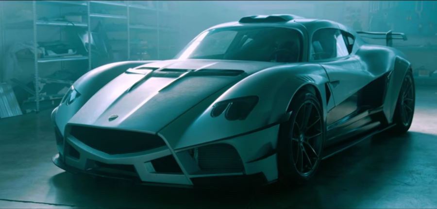 Video: Un italiano con más hp que un Ferrari o Lamborghini